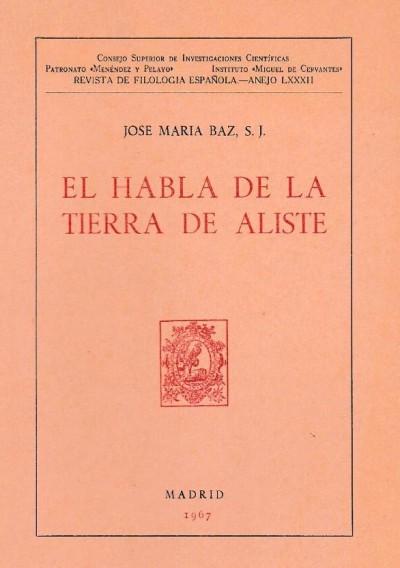 EL HABLA DE LA TIERRA DE ALISTE (2)